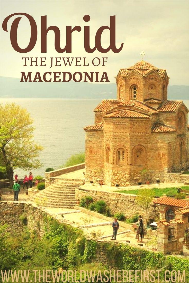 Ohrid, Macedonia | Ohrid Things To Do | Visit Ohrid | Macedonia Travel | Ohrid Travel