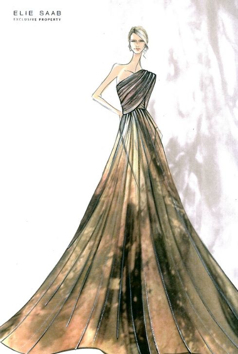 Elie Saab| Be Inspirational ❥|Mz. Manerz: Being well dressed is a beautiful form of confidence, happiness  politeness