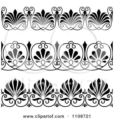 Royalty-Free Vector Clip Art Illustration of an Art Deco ...