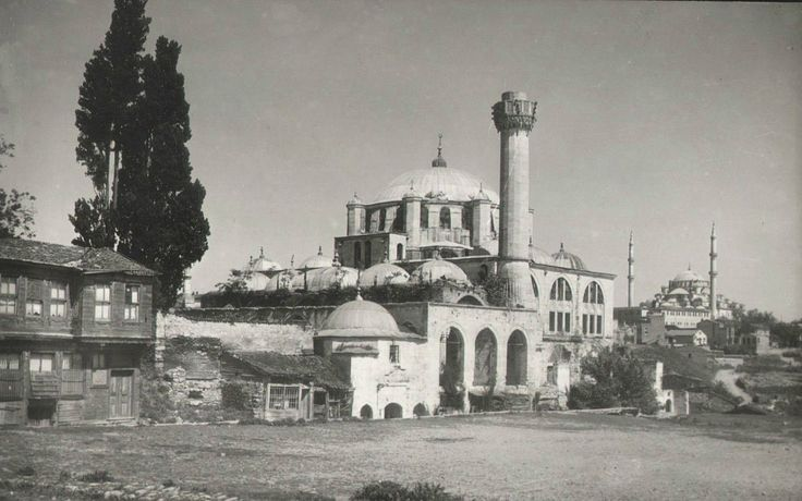 Eski İstanbul FotoğraflarI: Mesih Mehmet Paşa Camii / Fatih