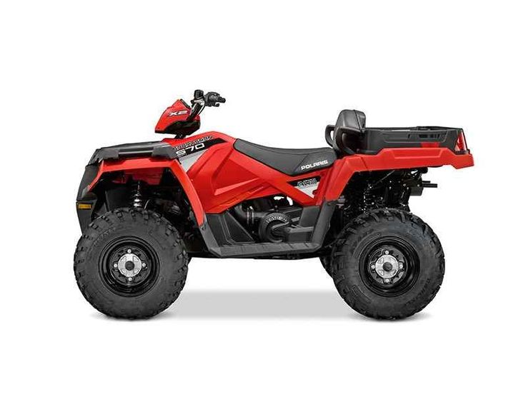 New 2016 Polaris Sportsman X2 570 EPS Indy Red ATVs For Sale in Tennessee. 2016 Polaris Sportsman X2 570 EPS Indy Red, For special internet pricing, contact our sales team at 423.639.4486 or 2016 Polaris® Sportsman® X2 570 EPS Indy Red Features may include: Hardest Working Features Versatile 1-Up and 2-Up configuration Easily switches from 1-up work and trail mode to 2-up trail mode in less than 10 seconds. VersaTrac Turf Mode Locking & Unlocking Rear Differential For a tighter turn radius…