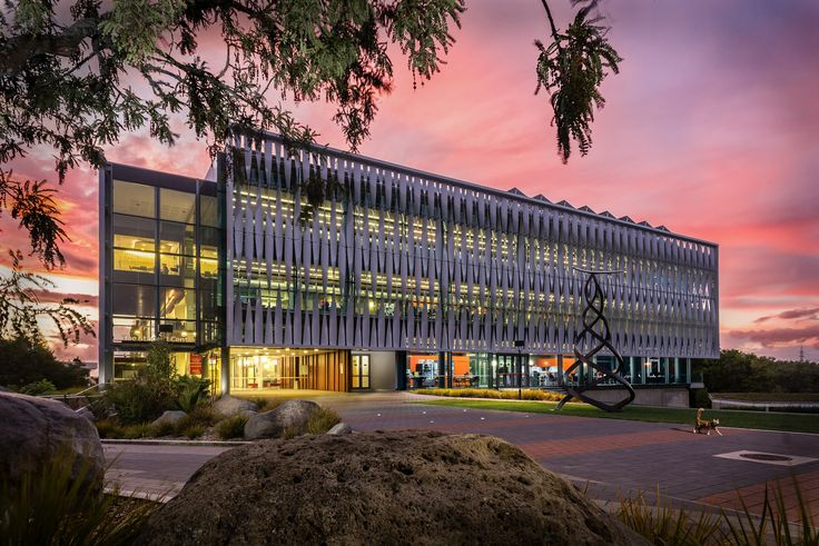 Waikato University Student Center