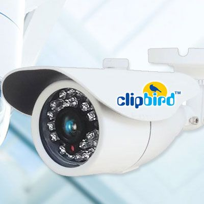 Clipbird is wholesaler and supplier of CCTV Cameras, Analog Video Surveillance System, safety sensors, AHD Bullet Camera, AHD Dome Camera and also spy cameras. Clipbird also provides digital security services such as CCTV camera installation & maintenance. It can boast of numerous satisfied customers across Delhi NCR of CCTV camera security, surveillance systems, spy cameras and more. http://www.clipbird.in/cctv.html