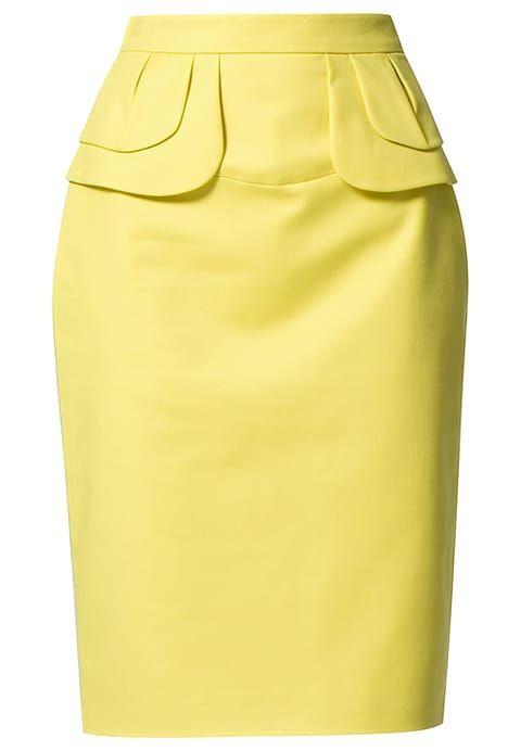 bestil  Karen Millen Blyantnederdel / pencil skirts - lime til kr 999,00 (31-08-17). Køb hos Zalando og få gratis levering.