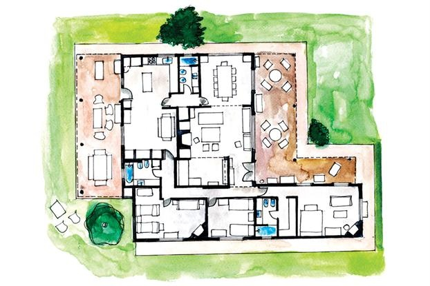 17 best images about casas de campo on pinterest principal antigua and argentina - Ideas casas de campo ...