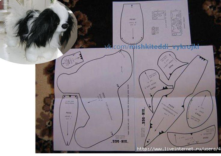выкройки собак – 85 photos | VK