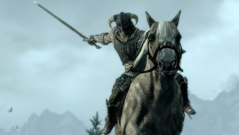 Wolf Moon tonight | The Elder Scrolls V: Skyrim Patch 1.6 is Now Available on Xbox 360 ...
