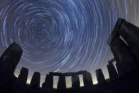 Perseid Meteor Shower 2014 UK | Time lapse at Stone Henge