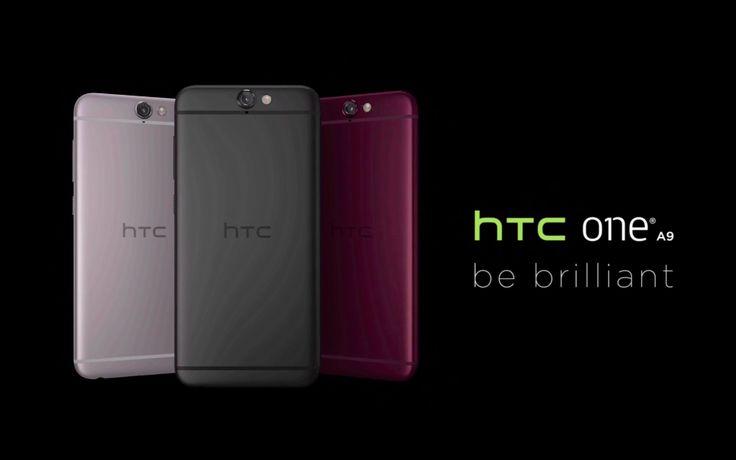 HTC presenta oficialmente el HTC One A9 - http://www.actualidadgadget.com/htc-presenta-oficialmente-el-htc-one-a9/