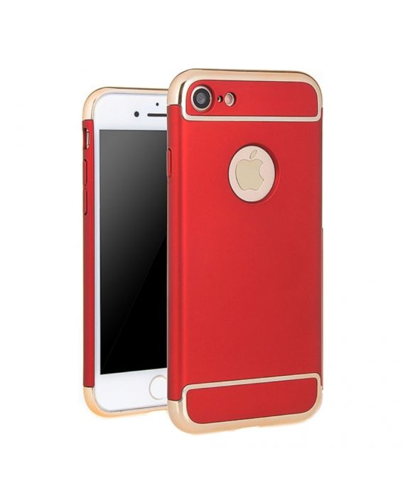iphone 6 rosu electroplating 3in1