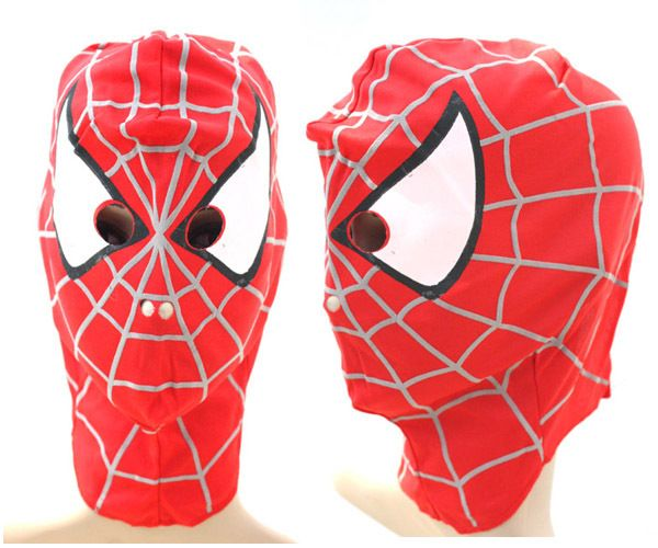Hot Juguetes Spiderman Mask Helmet Cosplay Model Plastic Brinquedos Action Figure Baby Kids Toys Spiderman Fabric Mask