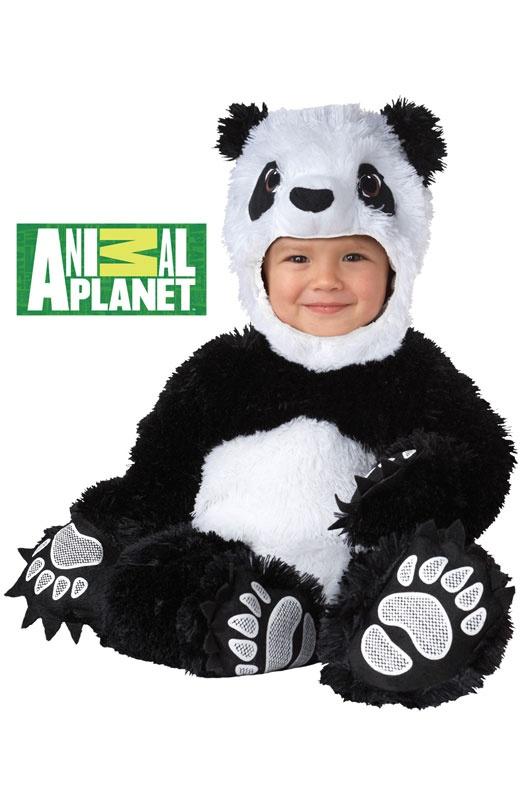 animal planet panda toddler costume halloween costume at pure costumes costume ideas. Black Bedroom Furniture Sets. Home Design Ideas
