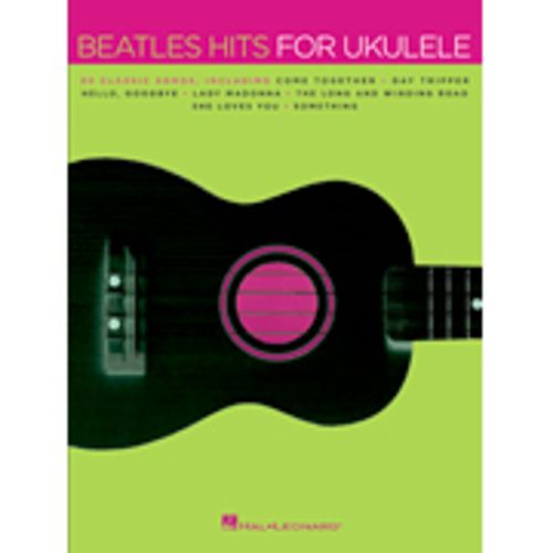 Hal Leonard - Beatles Hits for Ukulele