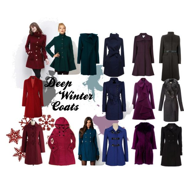 Deep Winter Coats by lapetiteamelie on Polyvore featuring ASOS, GUESS, MaxMara, Dorothy Perkins, Alberta Ferretti, Pink Martini, Lanvin, Pied a Terre, MICHAEL Michael Kors and Calvin Klein Collection
