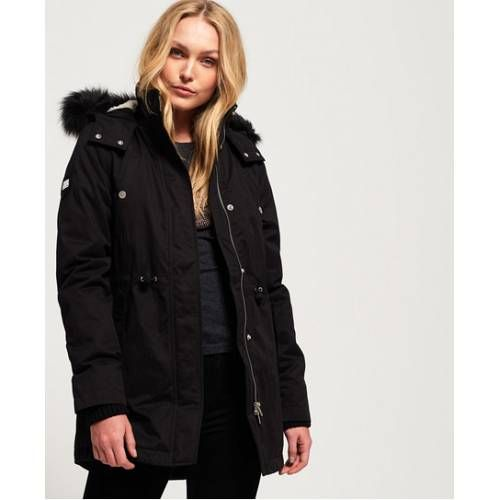 Superdry Model Microfibre Jacket Jackets and Coats