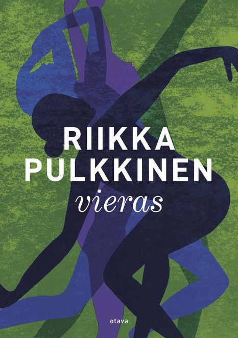 Vieras, kirjoittanut Riikka Pulkkinen