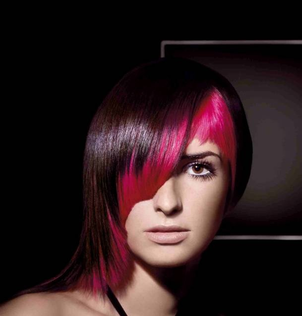 hair styles with color elumen 2569