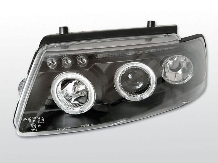 #Angel eyes #scheinwerfer set volkswagen #passat 3b (bj 11.96-08.00) klarglas / s,  View more on the LINK: http://www.zeppy.io/product/gb/2/231942410192/