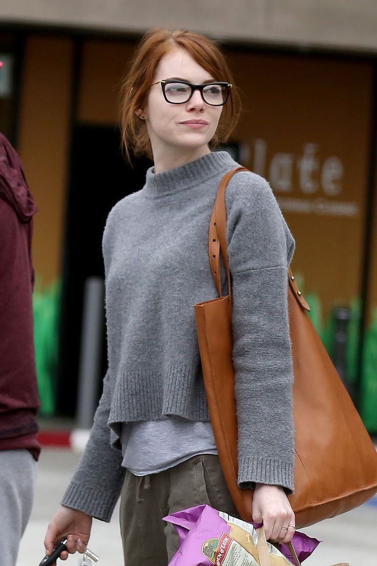Oh No They Didn't! - Emma Stone Shopping With Her Brother at California Plate in Malibu