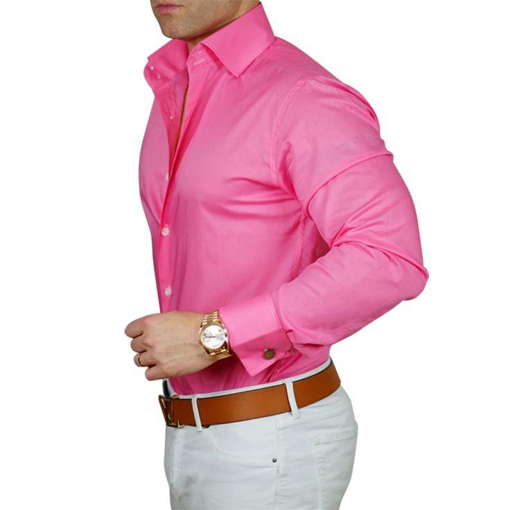 17 Best ideas about Pink Dress Shirts on Pinterest | Pink dress ...