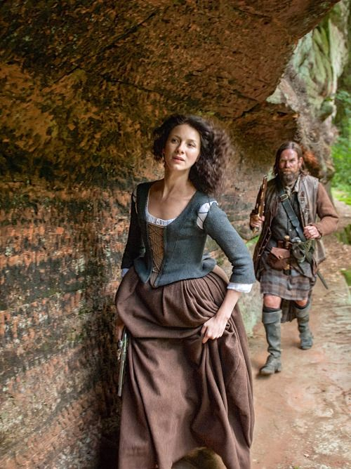 How to make an Outlander costume – Part 2: Claire's jacket ...