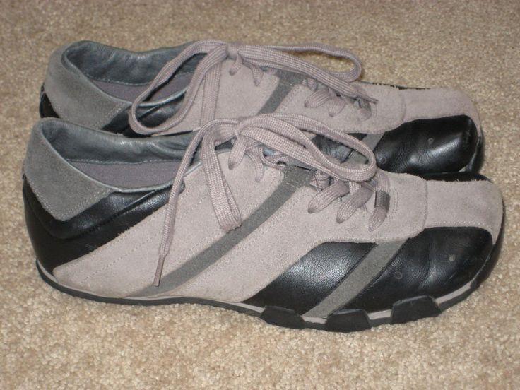 Diesel Shaela Leather Ladies Trainers US size 8.5 #Diesel #Trainers #Casual