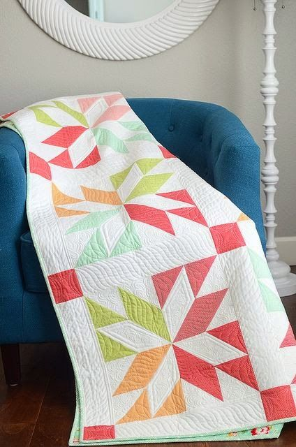 Southern Fabric: 14 Best Quilts of 2014!