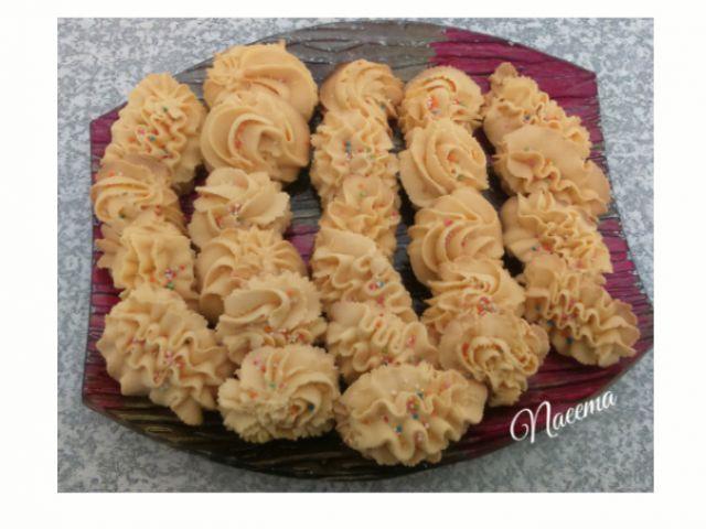 Custard Melting Moments - My Moms Recipe