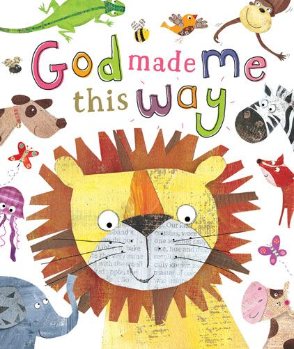 God Made Me This Way, by Hayley Down