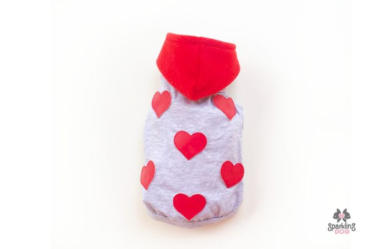 My Heart Sweatshirt / Sparkling Dog