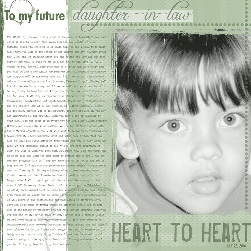 letter to future daughter in law letter to your future in tear this 23202