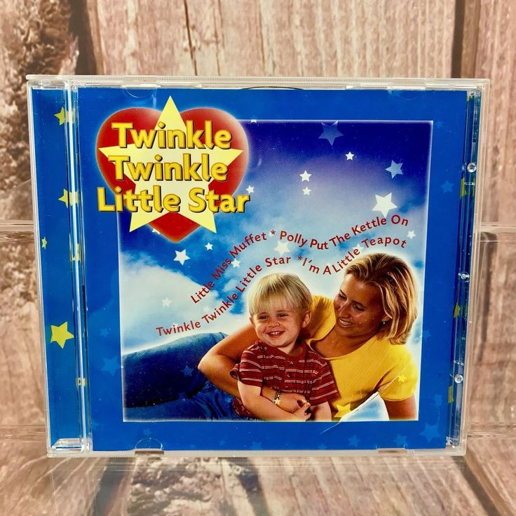 twinkle twinkle little star Cd 25 Nursery Rhymes For Children Kids Music Songs