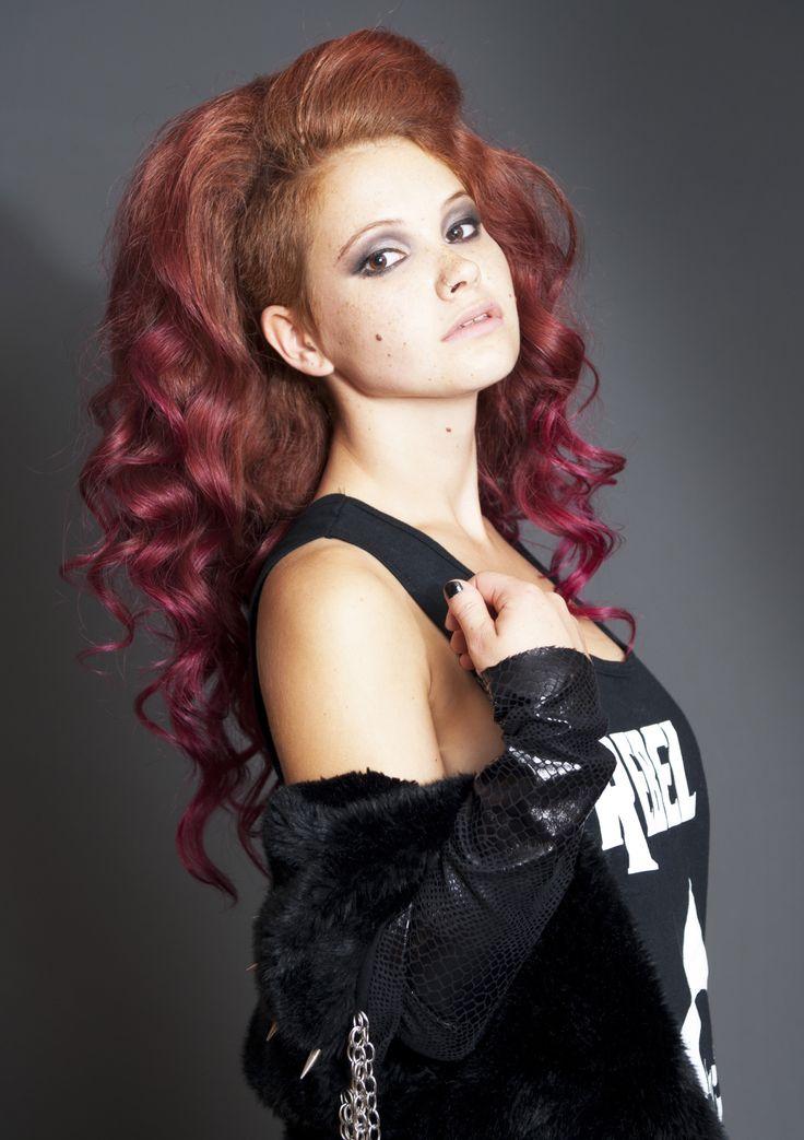 Photographer: Andrea Gurniak Clothing Designer: Nicole Guzzo Mua: Nicole Friesen Hair: Nadia Fabbro Model: Miss Morgane