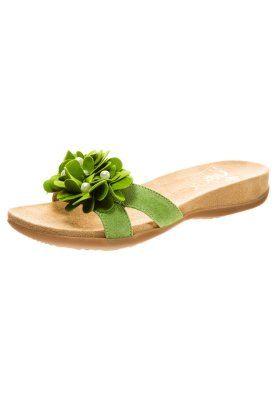 Matalakantaiset pistokkaat - vihreä