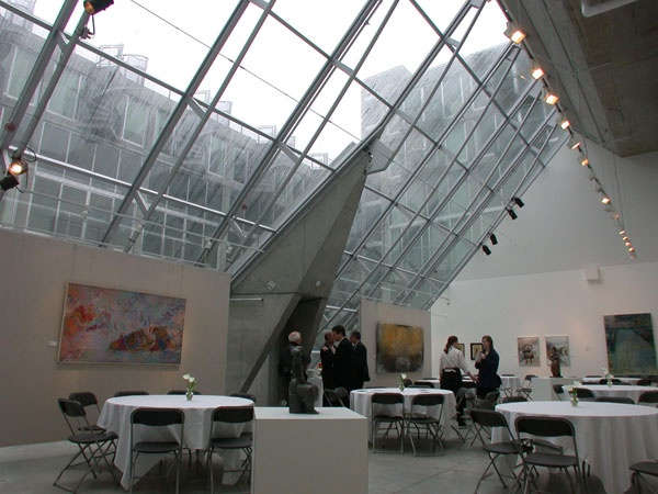 The Waterfall Building, Vancouver