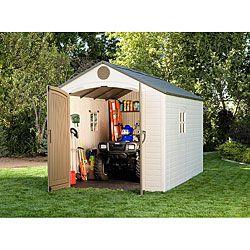 Lifetime Storage Shed (8' x 12.5') $1299.99