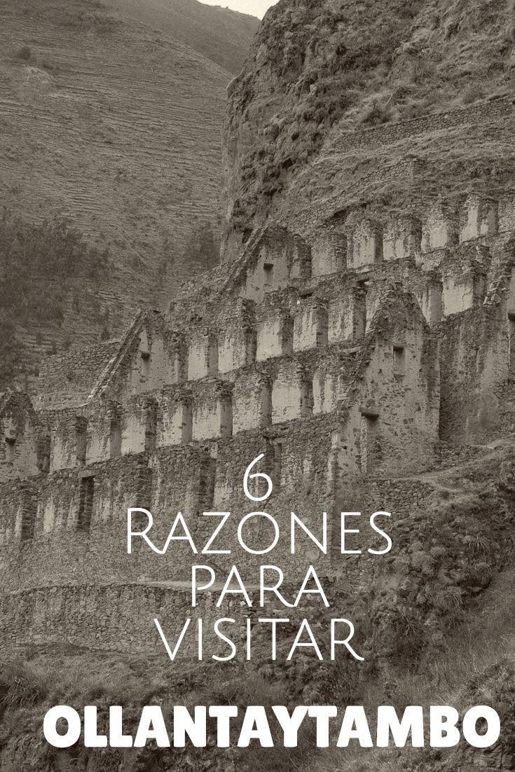 Ollantaytambo es el pueblito más lindo del #vallesagrado con sus callecitas de piedras, el agua corriendo por sus canales y sus ruinas majestuosas. Conoce qué hacer y dónde quedarte en el ultimo bastión #inca cercano a #machupicchu.   Son muchas las razones para conocer #Ollantaytambo... aquí, algunas