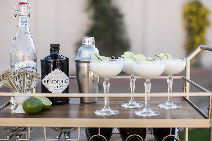 Coconut Lime Gin Fizz Recipe - Discover, A World Market Blog