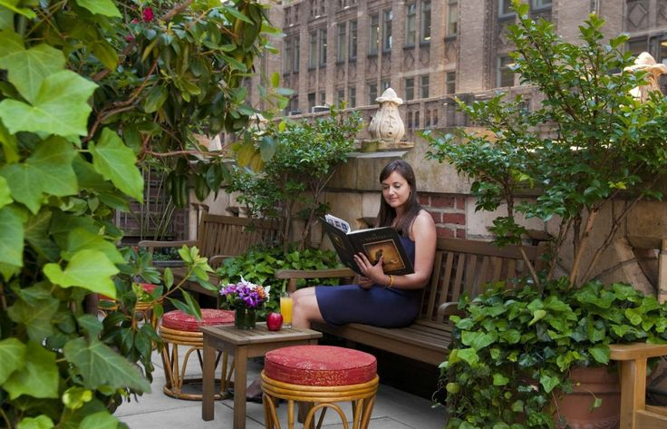 The Library Hotel New York - Official Site - Best luxury boutique hotel Manhattan