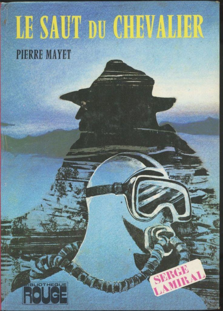 Josette Mimran - Le Saut Du Chevalier, Pierre Mayet, Hachette Bibliothèque Rouge (ou Poche Rouge), 1974