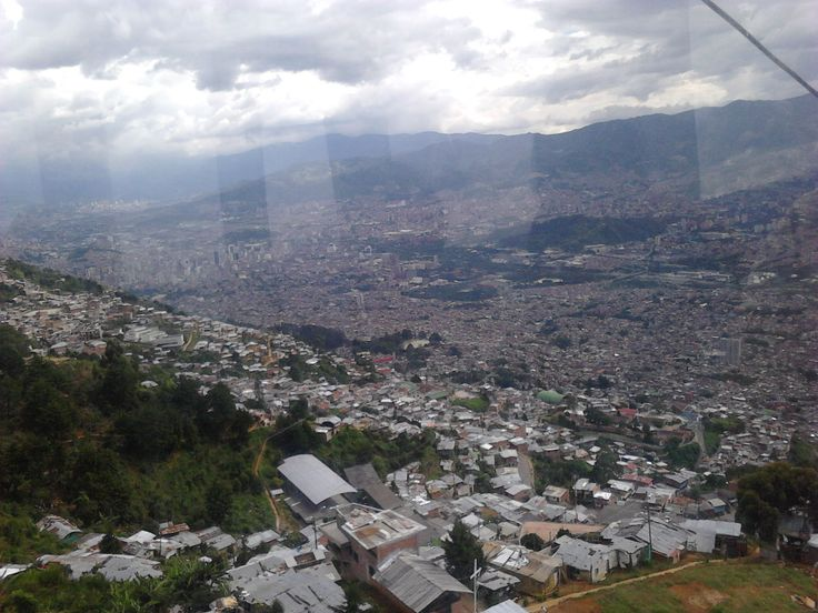 Medelin, Antioquia. Una de las hermosas ciudades que tiene nuestro país.