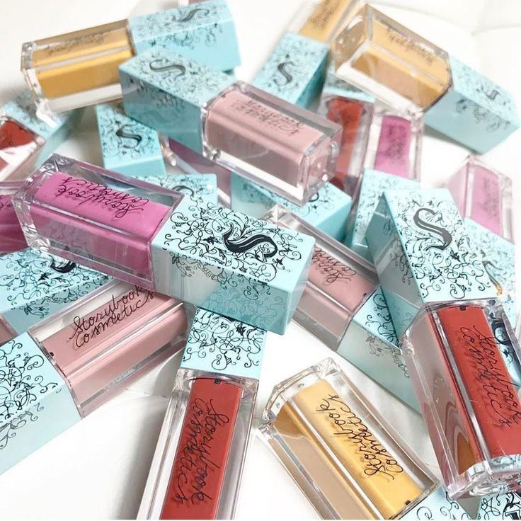 NEW Storybook Cosmetics Lippies
