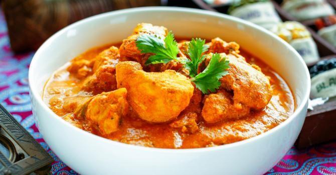 Recette de Poulet tikka massala à l'indienne en sauce au yaourt. Facile et rapide à réaliser, goûteuse et diététique.