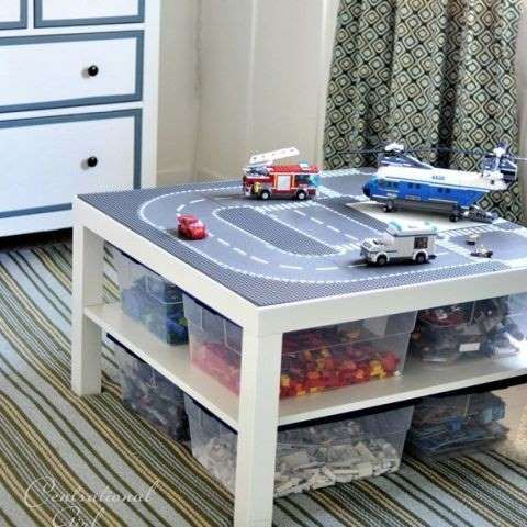 Best 25+ Lego Play Table Ideas On Pinterest | Diy Lego Table, Lego Kids  Rooms And Before And After Diy