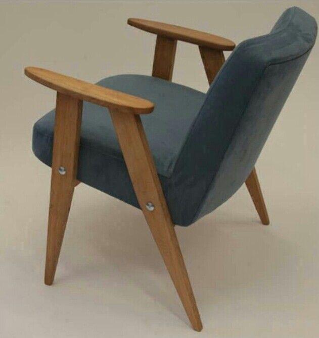 Polish design fotel 366 Chierowski