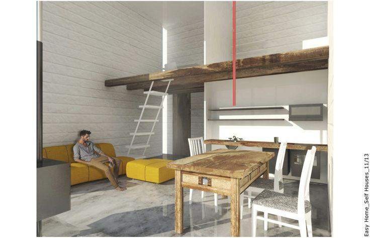 #architecture #design #creativeroom #kratochvilova #selfmade #house #interior #idea CreativeRoom by Architect Lucie Kratochvilova present selfmade house concept . Interior design for loft .