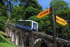 Ragam Wisata Dunia: Ragam Wisata Dunia Penang Hill Malaysia