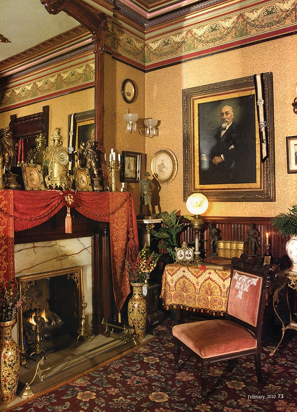 371 best Victorian Interiors images on Pinterest ...