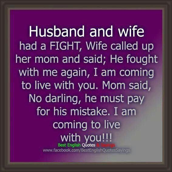Wife Vs Mother In Law Quotes Ssmatters