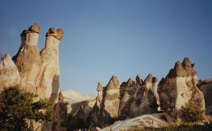 Cappadocia, Goreme Strange Landforms | The Travel Tart Blog